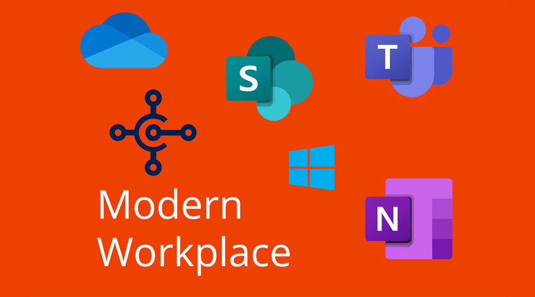6 key apps in building a modern workplace with Microsoft 365
