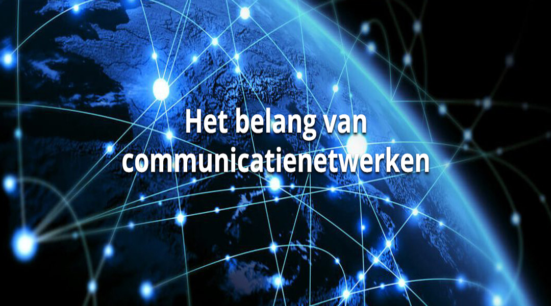 The importance of communication network