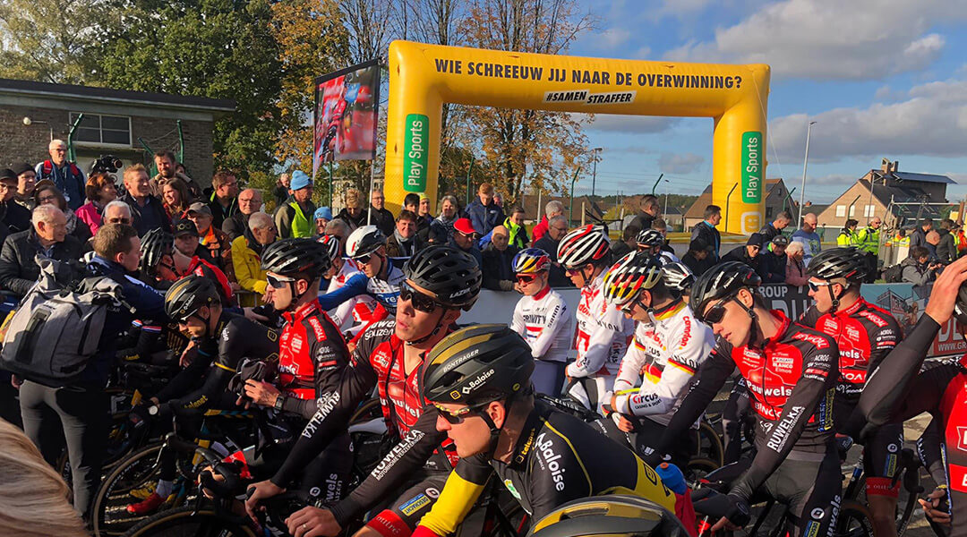 ITAF op Superprestige Cyclocross in Gavere