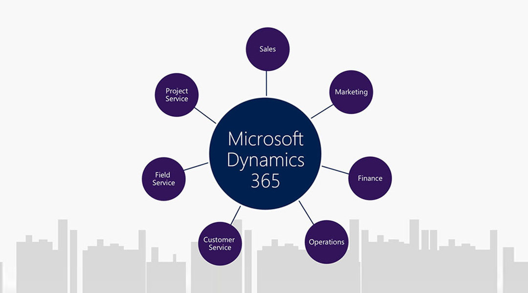 Microsoft Dynamics 365 – Une solution de bout en bout intelligente dans le cloud