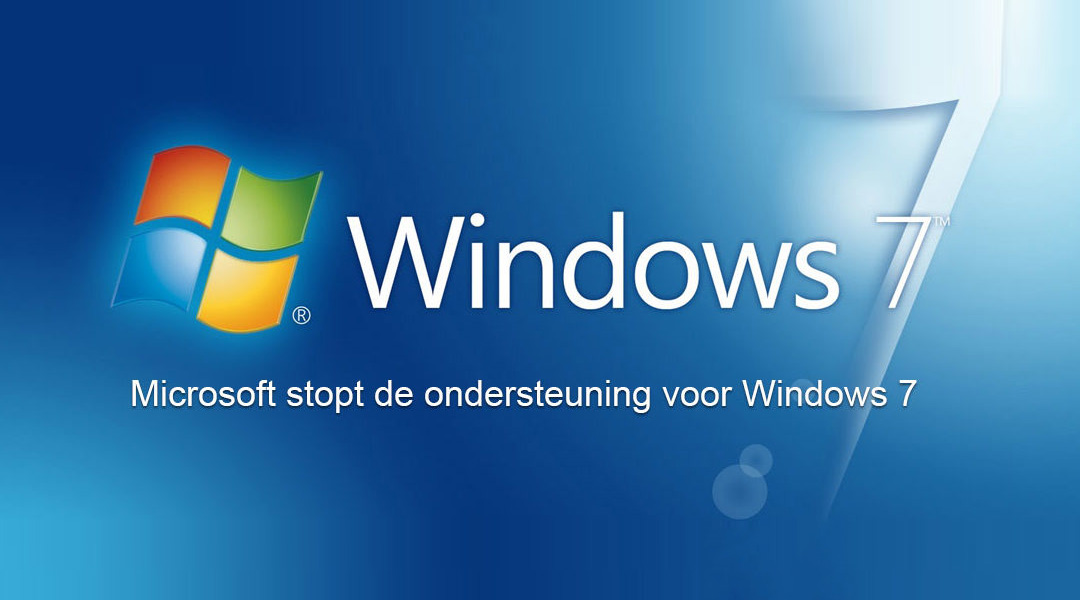 Microsoft ends support for Windows 7 users in January 2020