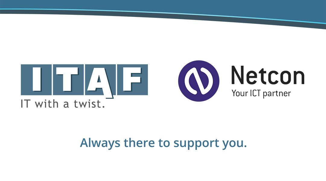 ITAF verwelkomt Netcon