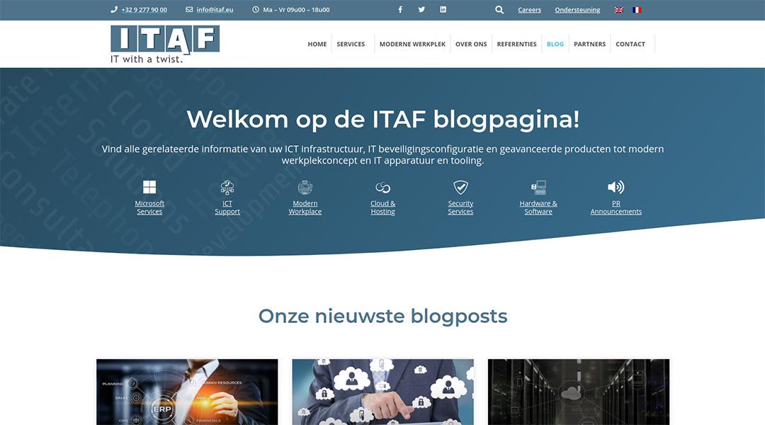 ITAF Blog