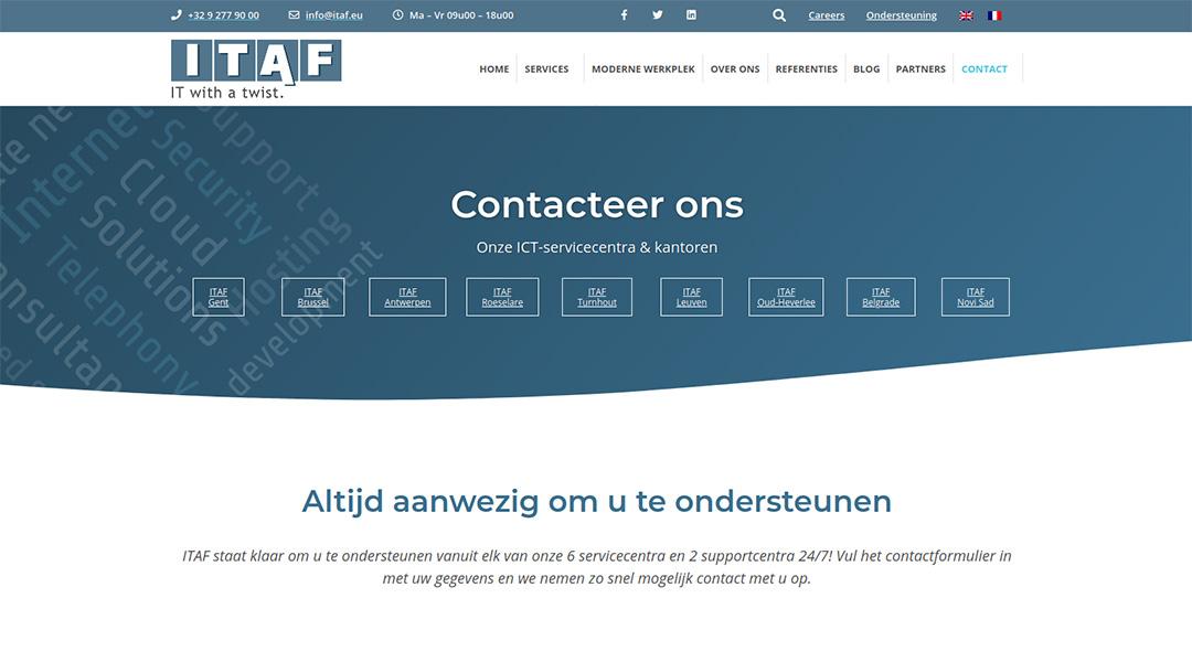 ITAF Contact