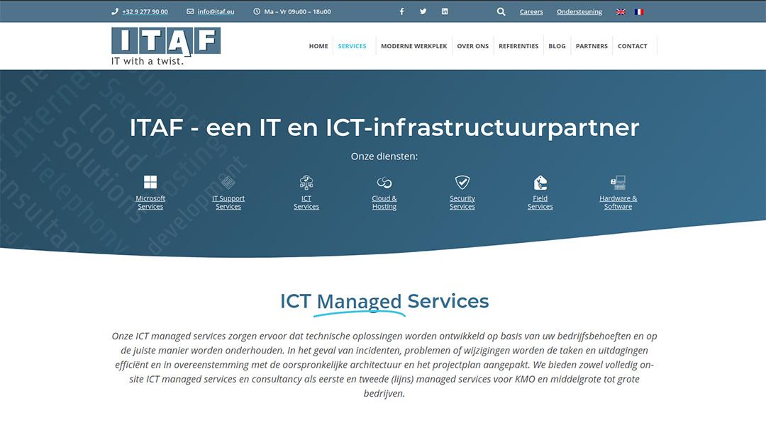 ITAF Services