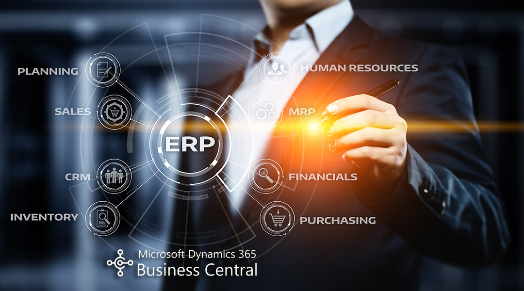 Dynamics 365 Business Central and ERP for startups