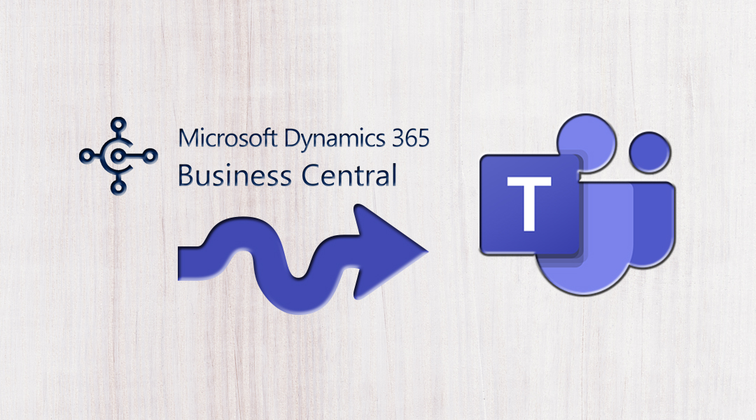 Business Central integratie met Microsoft Teams