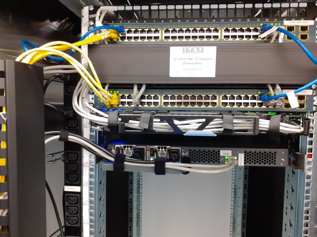 Field services, cables, cabling
